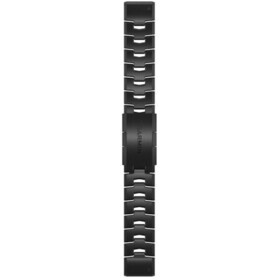Garmin QuickFit Bracelet de montre en titane 22mm pour Fenix 6, anthracite grey